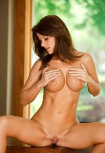 Jessica Zelinske nude pictures with horny tits!