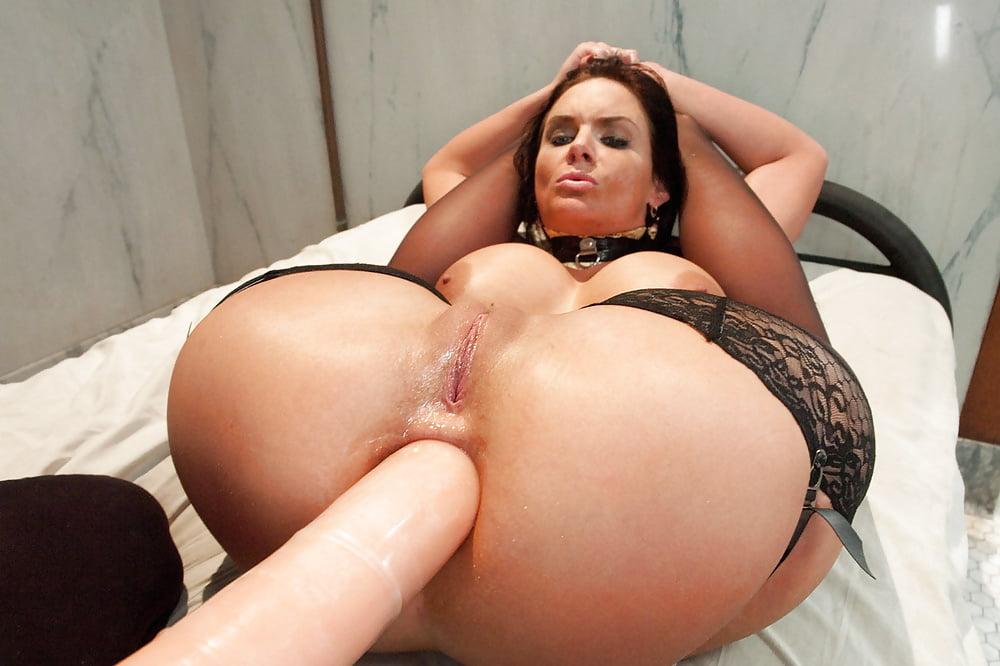 Hard lesbian sex huge strapon anal porn