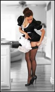Hot servant women that should be in every home