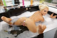 33 exclusive pictures of Elsa Jean with big pussies!