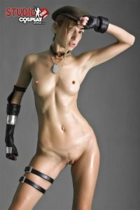 Hot girls with sexe color-adding costumes!