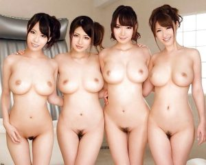 Pictures of Japanese girls with big tits