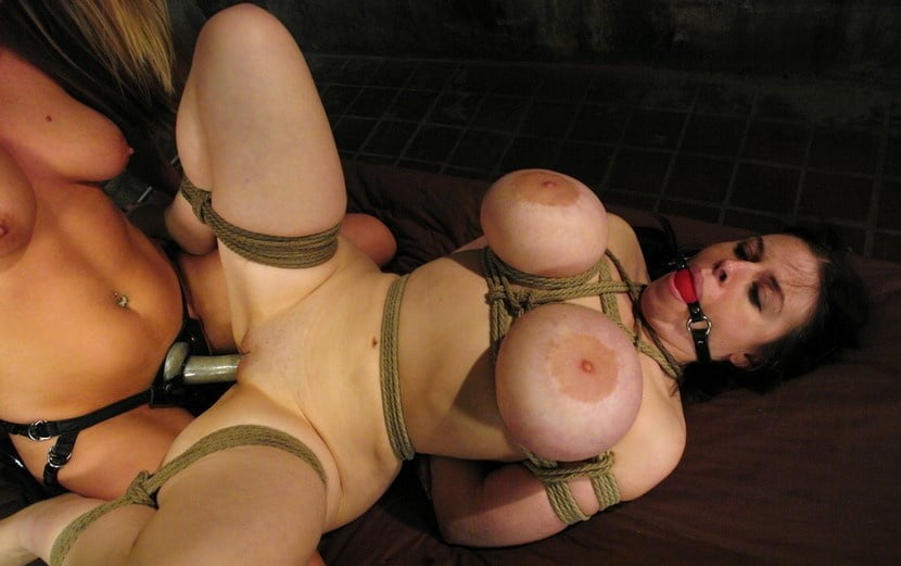Daphne Rosen has been captured and punished for sex!